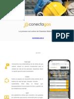 ConectaGas - Presentacion 2019