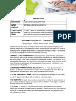 1 GUIA No.1 DE ESTUDIO EL LENGUAJE Y LA COMUNICACIÓN