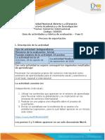 Guía de actividades y rúbrica de evaluación - Unidad 1- Fase 0 - Proceso de exportación