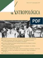 Dimensión antropológica Dossier Clementina B