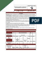 PROTOCOLO DE LIMPIEZA  26 05 2020