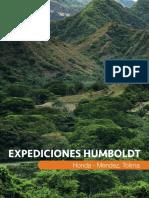 expedición Herveo Tolima
