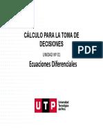 S01.s1_Material_PPT_Ecuaciones Diferenciales