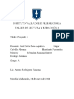 proyecto 1 tlr