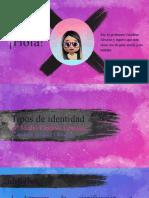 25_ Tipos de Identidad