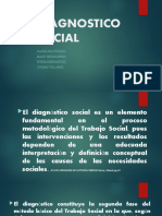 DIAGNOSTICO SOCIAL 1