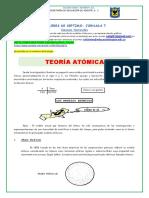 TALLER II SEPTIMO  Teoria-Atomica-