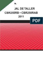 SERVICIO CBR250.pdf
