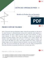 Unidad 3 - 04 Problemas de Producción con Inventario en Lingo Compacto