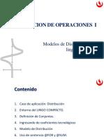 Unidad 3 - 02 Modelos de distribución en Lingo Compacto