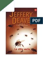 Deaver, Jeferey - Lincoln Rhyme 3-La Silla Vacia