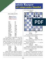 33- Karpov vs Korchnoi