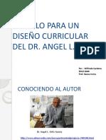 Modelo curriculo Angel Ortíz
