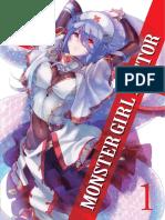 Monster Girl Doctor - Volume 1.pdf