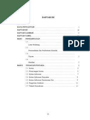 S1 Perancangan Sistem Informasi Penjualan Tiket Dan