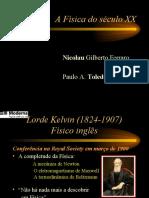 A Física do Século XX.ppt