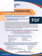 san ysidro health virtual career fair