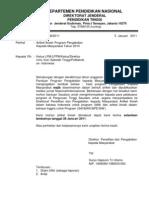 Surat Permintaan Artikel 2010