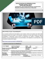 Guía No 1 Planeación Negocios Electrónicos (e-Business)-Mayo 13 2020