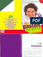 463. Gaston Acurio en tu cocina - 7 Tomos. Peru.pdf