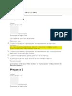 EVALUACION DE DIRECCION FINANCIERA UNIDAD 3