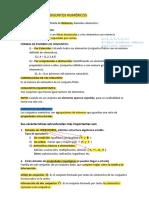 CONJUNTOS NUMÉRICOS MATE-E  ciclo 2 - 2020