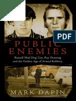 Public Enemies Chapter Sampler