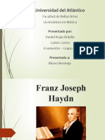 haydn (historia)