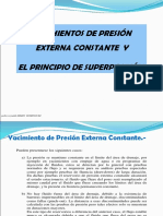 Yac de presion externa y Principio de Superposicion (2)