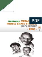 10 Framework MERANCANG PROSES BISNIS STRATEGI perusahaan