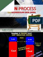 8 LEAN Process dan Keunggulan Daya Saing TOYOTA