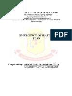 EMERGENCY-OPERATION-PLAN