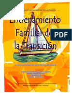 Entrenamiento familiar de la transicion - Buffon - folleto