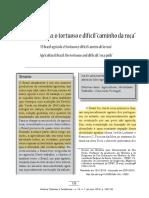 O tortuoso e difícil caminho da roça.pdf