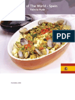 Food of The World - Spain - Felecia Hyde (1st Edition 2009)