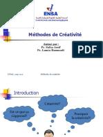 Méthodes de Créativité