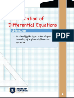 L1 Discussion - Introduction to First Order Differential Equations
