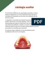 Aparatologia auxiliar