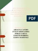 IMPORTACIÓN PARA TRANSFORMACIÓN Y ENSAMBLE