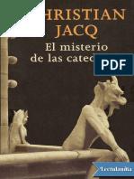 El misterio de las catedrales - Christian Jacq.pdf