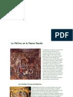 ANTECEDENTES CENTRALISTAS, FEDERALISTAS Y CONSTITUCIONES ADELA Y XOCHITL.pptx