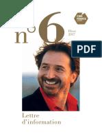 lettre d'information n°6