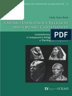 Benti_Oromo Indigenous Religion_Index