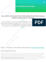 Solved_4P_Marketing
