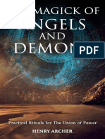 The Magick of Angels and Demons Practical Rituals for The Union of Power by Henry Archer.pdf
