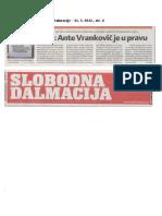 HHO - Ante Vranković je u pravu