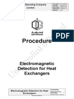 02.18.30.15 EM Detection for Heat Exchangers