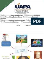 psicologia social y comunitaria tarea 6