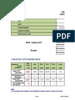 Bilan d'exploitation STEP Octobre 2019