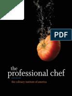the professionnel chef
